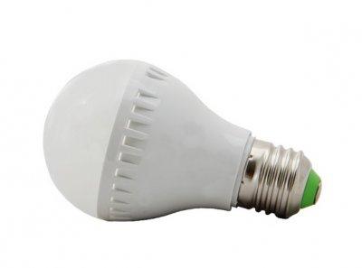 Лампа светодиодная 7Вт E7WE27 E27