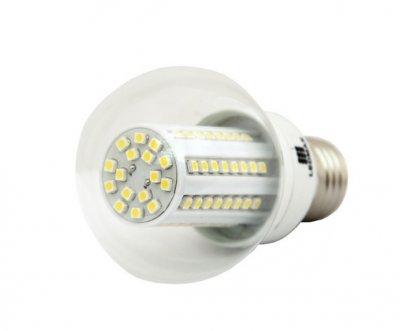 Лампа светодиодная LEDMAX BULB 4Вт E27 SMD 80LED G60