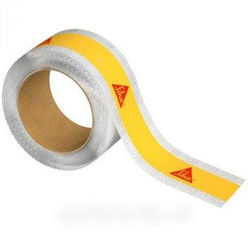 Стрічка гідроізоляційна полімер-каучукова Sika SealTape-S, 10 пог.м, ширина 1,2 м.