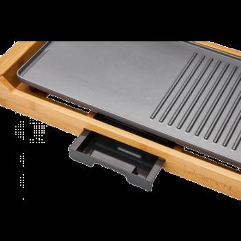 Електричний настільний гриль-барбекю 1800 Вт CLATRONIC TG 3697