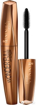Туш для вій Rimmel Wonderful Argan Oil 11 мл Extreme Black (3607342924031)