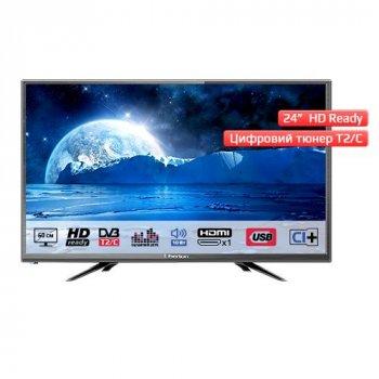 """Телевизор 24"""" LIBERTON 24HE1HDT (T2 тюнер)"""