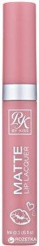 Матовый лак для губ Kiss Creme Matte Lip Lacquer 9 мл RML04 - Lilac (649674041348)