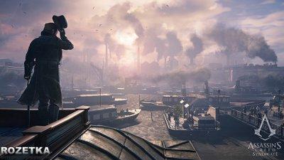 Assassin's Creed: Syndicate для ПК (PC-KEY, русская версия, электронный ключ в конверте)