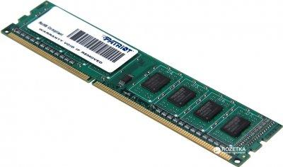 Оперативна пам'ять Patriot DDR3L-1600 4096MB PC3-12800 Signature Line (PSD34G1600L81)