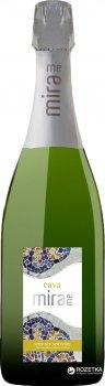 Вино ігристе Mirame Cava біле напівсухе 0.75 л 11.5% (8426998267515)