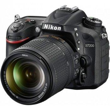 Фотоапарат Nikon D7200 kit 18-140