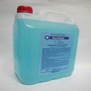 Мультистерил сансепт 5 литров