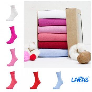 Набор носков Lapas 6P-210-009 (6 пар) Разноцветный W