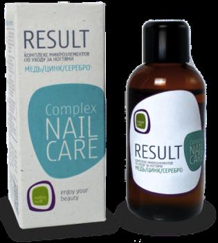 RESULT Nail Care - СРЕДСТВО ОТ ГРИБКА НОГТЕЙ НА РУКАХ И НОГАХ