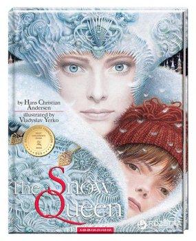 Снігова Королева /англ./ - Ганс Християн Андерсен (9786175850596)