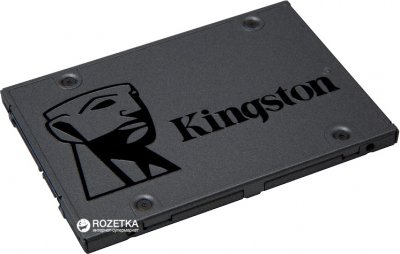 "Kingston SSDNow A400 240GB 2.5"" SATAIII 3D TLC (SA400S37/240G)"