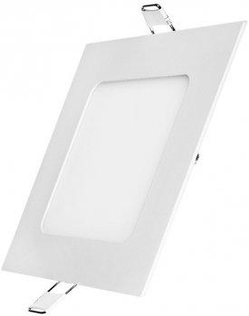 Стельовий світильник Delux CFR LED 10 4100К 6Вт 220В Квадрат (90006812)