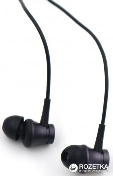 Навушники Xiaomi Mi Piston Fresh Bloom Matte Black (HSEJ03JY-Black/ZBW4354TY)