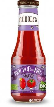 Соус томатный Rudolfs Сладкий для детей 320 г (4751017940822)