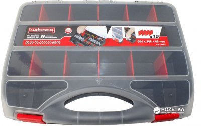 Органайзер Haisser Domino 36 22 отделения 364 x 268 x 66 мм (65555)