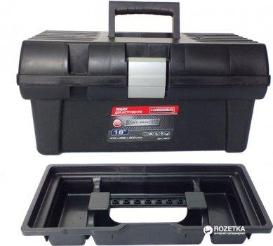"""Ящик для инструментов Haisser Staff Basic Alu 16"""" 415 x 226 x 200 мм (65565)"""