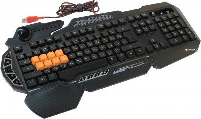 Клавіатура дротова Bloody B318 USB (4711421922234)