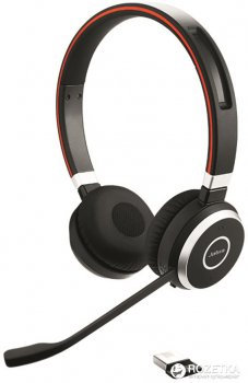 Навушники Jabra Evolve 65 MS Stereo (6599-823-309)