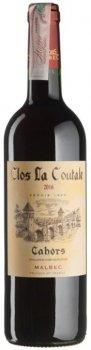 Вино Bernede et Fils Clos la Coutale Cahors красное сухое 0.75 л 12.5% (2026000000022)