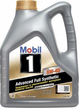 Моторна олива Mobil 1 FS x1 5W-40 4 л