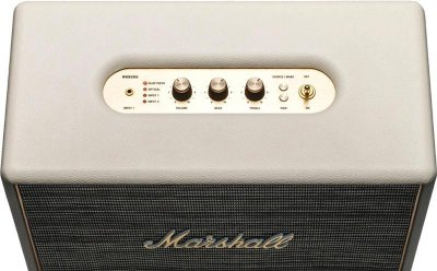 Акустическая система Marshall Loudest Speaker Woburn Wi-Fi Cream (4091925)
