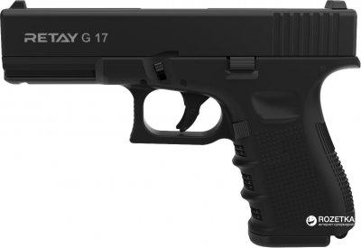 Стартовий пістолет Retay G 17 9 мм Black (11950329)