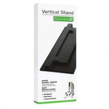 Вертикальна підставка Vertical Stand для Xbox One S чорний (X-ONES-005)