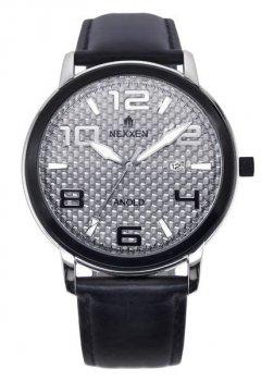 Годинник NEXXEN NE12803M PNP/BLK/WHT/BLK