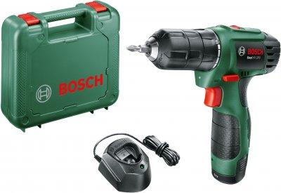 Аккумуляторная дрель-шуруповерт Bosch EasyDrill 1200 (06039A210A)