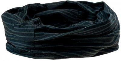 Снуд Hi-Tec Temi-Grey Stripes One Size Темно-серый (5902786132294)