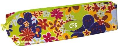 Пенал Cool For School Spring 1 відділення Різнобарвний (CF85947)