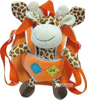 """Ранець дошкільний Cool For School 302 10"""" Унісекс Giraffe (CF86007)"""