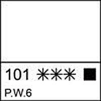 Краска темперная ЗХК МАСТЕР-КЛАСС 46мл белила титановые (351795)