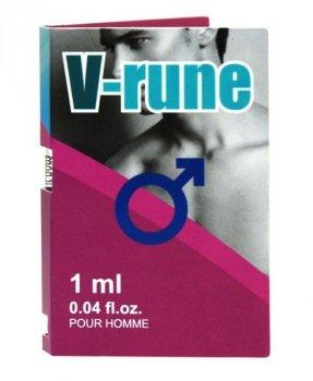Духи с феромонами мужские Aurora V-rune, 1 мл