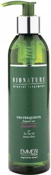 Шампунь для ежедневного применения Emmebi Italia BioNature Shampoo Uso Frequente 250 мл (8057158890139)