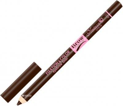 Олівець-фіксатор для брів Ninelle Brow Make-up 1.5 г 410 (8435328109098)