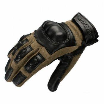 Тактические сенсорные перчатки тачскрин Condor Syncro Tactical Gloves HK251 Large, Тан (Tan)