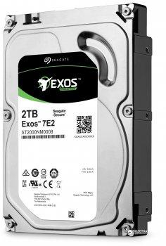 Жорсткий диск Seagate Exos 7E2 512N 2ТB 7200rpm 128MB ST2000NM0008 3.5 SATA III