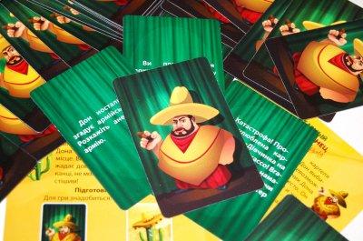 Настільна гра Bombat Game Зелений мексиканець: Party (4820172800071)