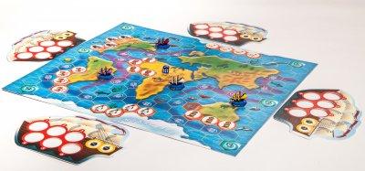 Настільна гра Bombat Game Зоорегата (4820172800019)