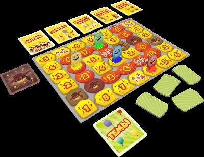 Настільна гра Bombat Game Смайл (4820172800156)