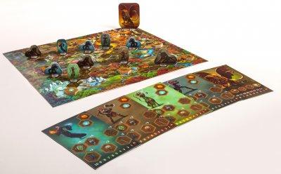 Настільна гра Bombat Game Ліс: легенда про Мантикору (4820172800057)