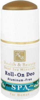 Дезодорант Health & Beauty шариковый для женщин 80 мл (7290011843885)