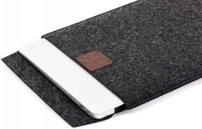 "Чохол для ноутбука Gmakin для MacBook Pro 13"" Grey/Brown (GM17-13New)"