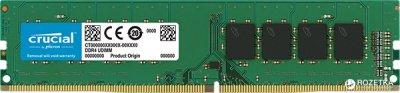 Оперативна пам'ять Crucial DDR4-2400 16384MB PC4-19200 (CT16G4DFD824A)