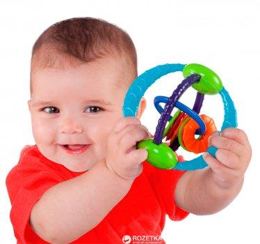 Іграшка-прорізувач Oball Крути-верти (81154)