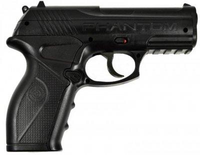 Пістолет пневматичний Crosman P-10 (C-11 Phantom BB)