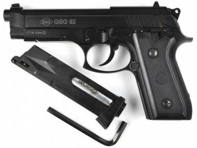 Пістолет пневматичний KWC KMB15