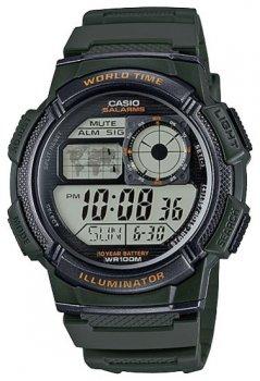Годинник CASIO AE-1000W-3AVEF